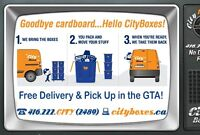 RENT REUSABLE PLASTIC MOVING BOXES AT CITYBOXES.CA