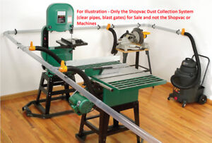 SHOP-VAC® SAWDUST COLLECTION SYSTEM