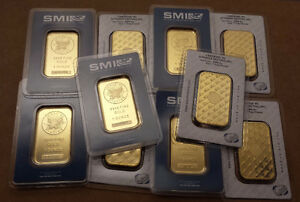 Selling Gold Bullion Gold Coins. Gold Bars. Gold Maples RCM Cornwall Ontario image 6