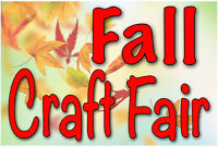 FALL CRAFT FAIR 2015