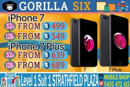 NEW & USED IPHONE 7 32GB 128GB 256GB UNLOCKED