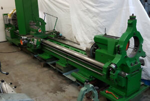 Poreba TPK 90/5M Lathe trade on milling machine, ironworker,