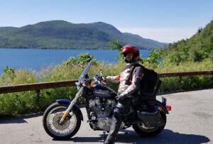 Harley Sportster 883 1998 bien entretenue