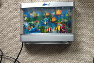 Aquarium for nursery