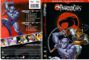 Thundercats Season 1 Volume 1 (6 DVDs) West Island Greater Montréal image 4
