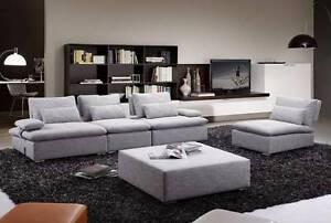 Brand New Fabric Sofa Set - SIDORI/SKYLINE Salisbury Brisbane South West Preview