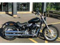 2020 Harley-Davidson SOFTAIL FXST STANDARD Custom Manual