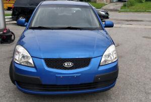 2007 Kia Rio5 Hatchback for sale