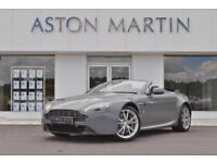 2014 Aston Martin V8 Vantage Roadster 2dr Sportshift (420) Automatic Petrol Road
