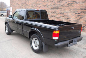 1999 Ford Ranger XLT Supercab AS IS