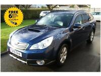 Subaru Outback 2.0D SE 2010 10reg with 66k miles, Heated Seats!