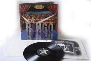 RINGO STARR (The Beatles) 1973 Apple Records ROCK pop