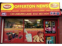 Newsagent for sale