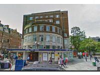 Studio flat in Warren Court, Euston, NW1