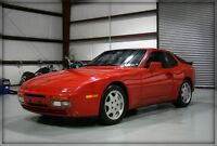 WANTED: PORSCHE 944S2 or 968, coupe or cab.