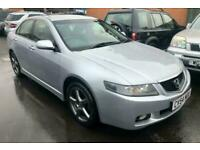 2004 Honda Accord 2.4 i-VTEC TYPE S 4dr ( Home Delivery Available ) SALOON Petro