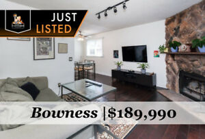 3 BED BOWNESS TOWNHOUSE FOR $189,990- 6 MONTHS FREE CONDO FEES
