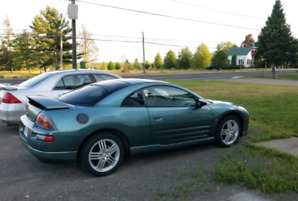 2004 Eclipse GT V6 5 speed manual ** Price reduced