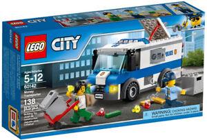 Lego City 60142 Money Transporter Neuf