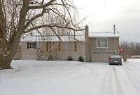 Gorgeous 8.92 acre hobby farm with family home!