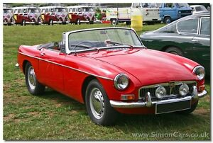 WANTED MGB ROADSTER