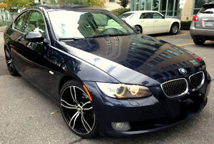 2007 BMW 328CI Coupe, heated seats, Sunroof,SAFETY,E-TEST