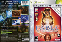 XBOX-FABLE-THE LOST CHAPTERS