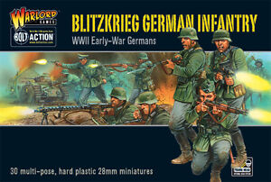 Bolt Action German Blitzkrieg Box