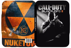 Call Of Duty: Black Ops II 2 Collectible Steelbook (NEW)