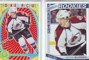 2013/14 OPC Rookies Regular/Retro Best offer on lot / individual