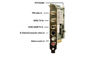 Hauppauge WinTV-HVR-1600 ATSC/ClearQAM/NTSC TV Tuner MC-Kit PCI Peterborough Peterborough Area image 2