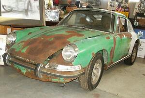 Wanted 1955-1998 porsche 911,912,964,993,356,Ferrari,jaguar