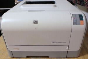 HP Color Laserjet Model CP1215