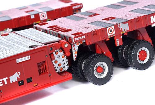 IMC 410098 Mammoet SPMT 4+6+PPU Self-Propelled Mobile Transport Diecast 1/50 MIB