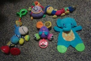 Lot of baby toys 5 pcs.