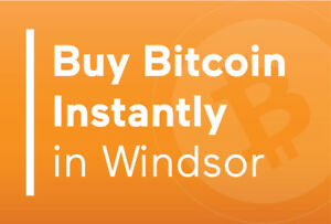 Buy Bitcoins in Windsor - 100% Safe + NO ID NEEDED