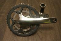 Pédalier de vélo Shimano Tiagra en excellente cond. 53-39T
