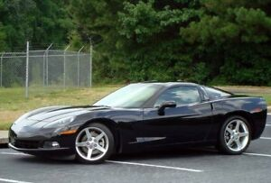 Wanted 2006 OR NEWER CORVETTE