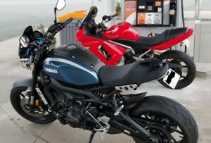 2017 Yamaha XSR900 (Offers welcome)