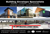 Commercial Flat Roofers Live In KELOWNA!!