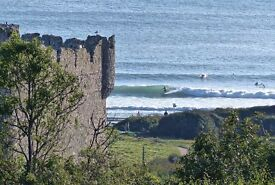 Beautiful Manorbier The most perfect place to own a caravan