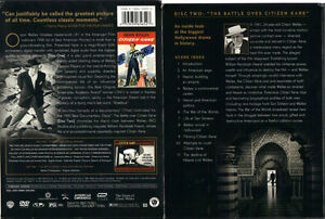 Citizen Kane (1941) - Orson Welles, Joseph Cotten West Island Greater Montréal image 2