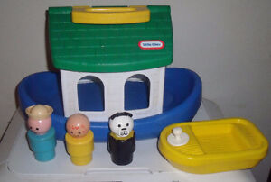 Play boats, Little Tikes/ Fisher Price