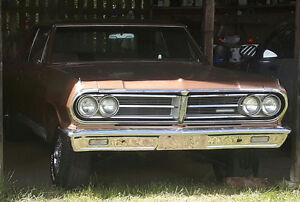 1964 Beaumont Sport Deluxe SD