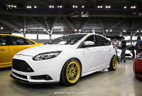 2014 Ford Focus ST stage 2 and more
