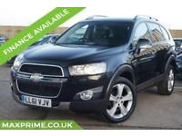 CHEVROLET CAPTIVA 2.2 LTZ VCDI 5D 185BHP 1 FORMER KEEPER FROM NEW + FULL SERVICE