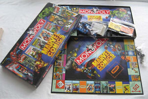 Monopoly - Mixed Collection of Hard to Find Games