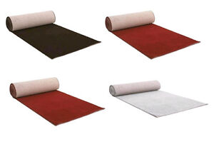 CARPET RUNNERS & SQUARES - NEW