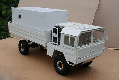 1:12 NATO Shelter Container Frässatz Ladegut Zb MAN Kat 1 CROSS-RC Trial Truck