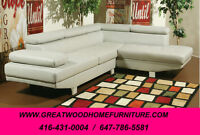 BRAND NEW MODERN STYLE SECTIONAL SOFA....$849